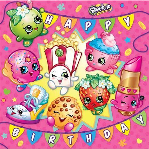 shopkins birthday card from ocado - Ocado Gift Card