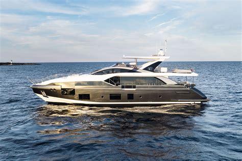 azimut grande  metri azimut yachts official luxury yacht sales