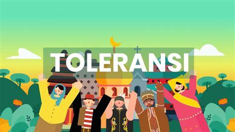 masyarakat indonesia mengalami penurunan sikap toleransi