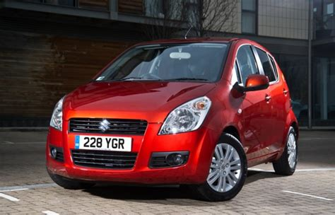 Suzuki Small Car Range Suzuki Big In Small Cars New Year Finance Offers