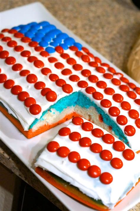 easy 4th of july cake we re calling shenanigans