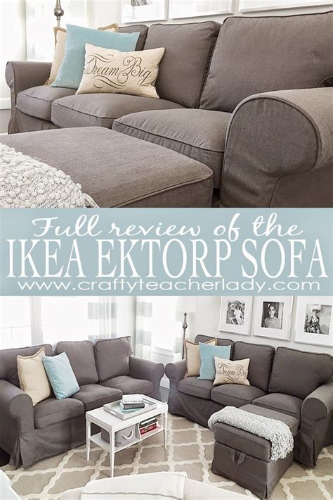 ottomane umbauen detailed review of the ikea ektorp sofa series with