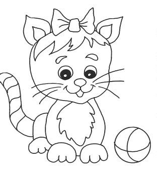 Cute Cats And Dogs Coloring Pages For Print Coloring Pages Dogs And Cats