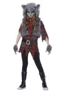 Werewolf Costumes Werewolf Costume For Girls