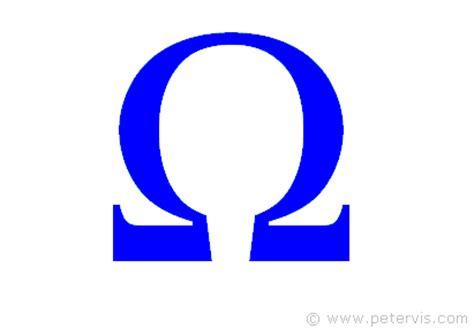 resistor ohm symbol resistor symbol