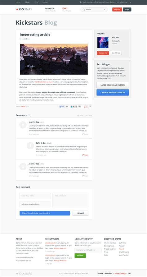 crowdfunding templates crowdfunding templates 28 images crowdfunding
