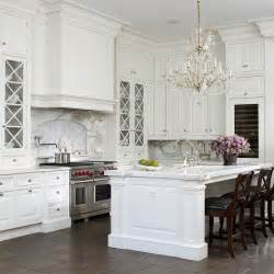 Classic White Kitchen Cabinets The Glam Pad I M Dreaming Of A White Kitchen