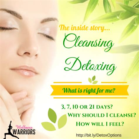 10 Day Detox Success Stories by What Are The Best Options For A Cleanse Detox Live