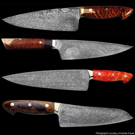 list of kitchen knives bob kramer knives 14 month waiting list for one of these