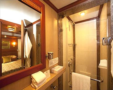 maharaja express bathroom onboard india s most expensive train rediff com business