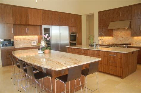 Kitchen Counter Table Design by Kitchen Counter Options For Creating Different Kitchen