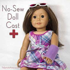 design doll won t open arm cast on pinterest broken arm cast leg cast and