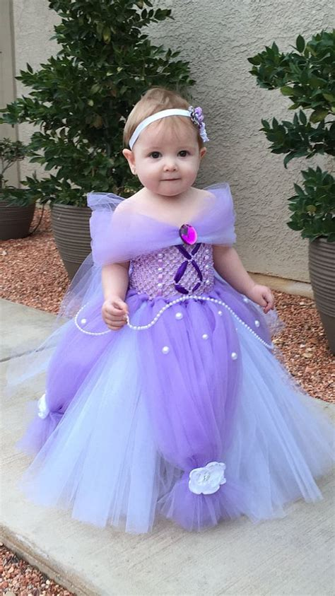 Sofia Tutu Dress sofia the dress princess tutu dress princess dress disney costume sofia the