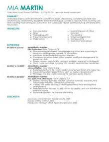 10 administrative assistant resume format tips writing