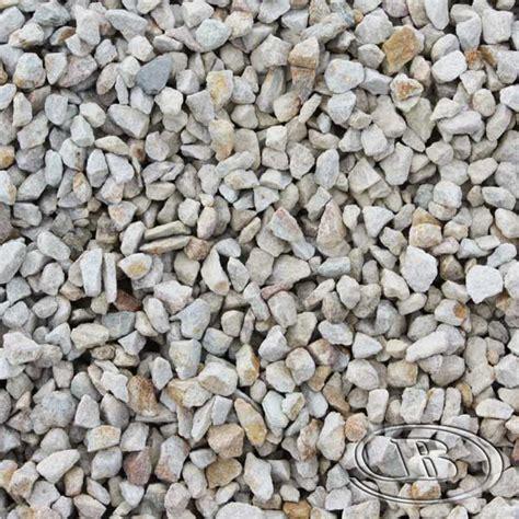 White Gravel Budget Landscape And Building Supplies Gravel Quarry