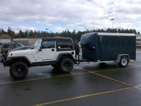 jeep wrangler towing trucks trailers rv s