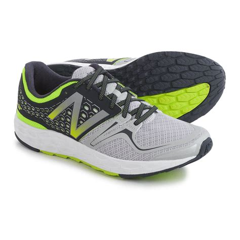 New Balance Mens Fresh Foam new balance fresh foam vongo running shoes for
