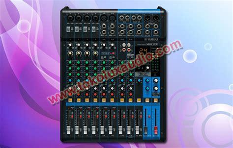 Harga Power Mixer Yamaha 12 Channel mixer yamaha mg 12xu toko jual aneka sound system terlengkap
