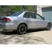 Picture Of 2001 Honda Accord LX Exterior