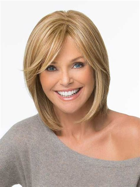 Hairstyles With Side Bangs 10 bob hairstyles with side swept bangs