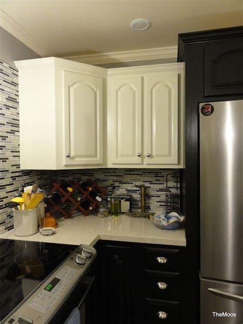 sprayed cabinets using valspar valtec pre catalyzed vinyl sealer custom colors espresso