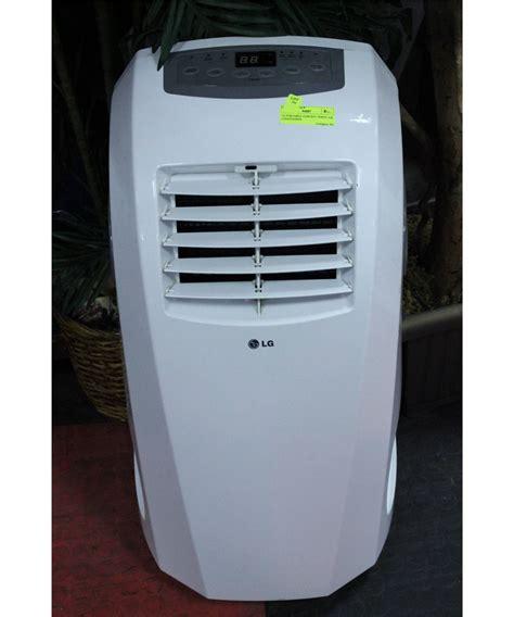 lg 10000 btu air conditioner lg portable 10 000 btu white air conditioner kastner