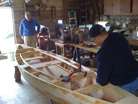 boat making boat building the watermen s museum