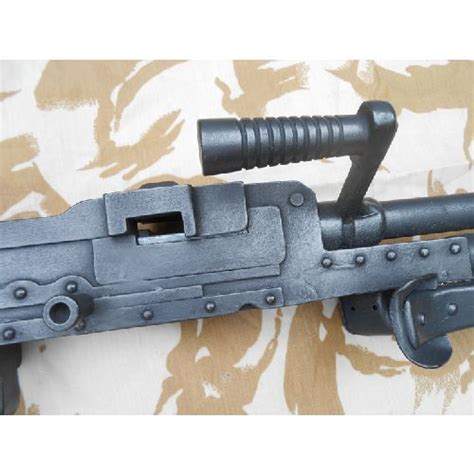 1349 Coupling 56 Steam Air Gun gpmg l7a1 machine gun m240 style relics replica weapons