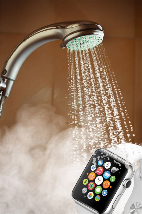 Watches Shower by Tim Cook Reportedly Showers With Apple Suggesting