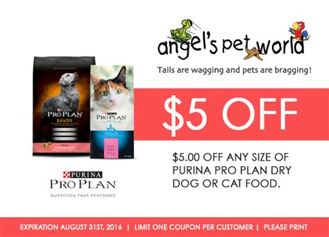 dog food coupons purina purina pro plan dog food coupons printable 2018 hot