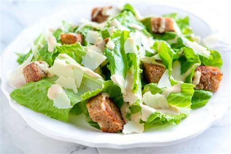 best ceasar salad recipe easy caesar salad recipe with dressing