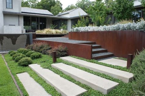 modern retaining wall ideas the world s catalog of ideas