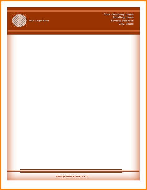Business Letterhead Software Free 10 Free Company Letterhead Template Farmer Resume