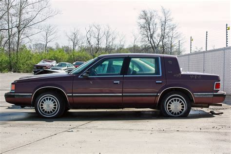 old car repair manuals 1992 dodge dynasty electronic toll collection 1992 dodge dynasty sedan specifications pictures prices
