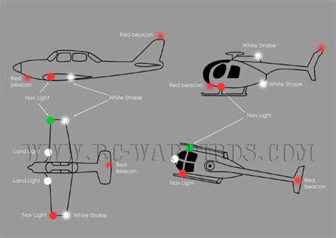 google ebay boats 8 led rc lights boat plane helicopter navigation flash