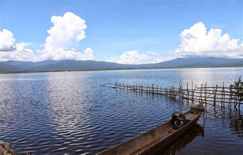 Air 2 Turun debit air danau lindu turun drastis beritasatu