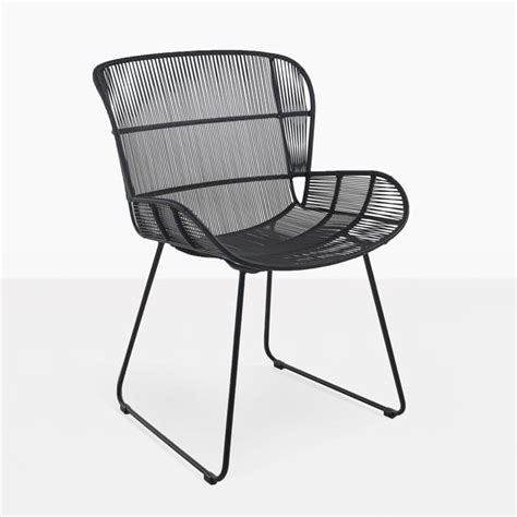 woven dining room chairs nairobi woven dining arm chair black dining room chairs