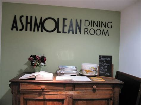 The Ashmolean Dining Room by The Entrance Picture Of Ashmolean Dining Room Oxford