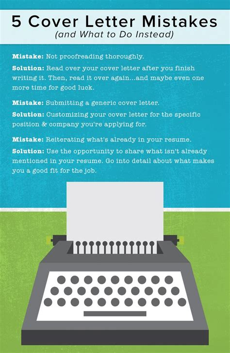 cover letter mistakes 5 cover letter mistakes and what to do instead the