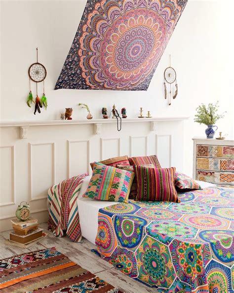 d馗o chambre ethnique quarto hippie 30 ideias para transmitir paz e