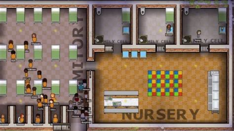 rather be playing prison architect a most uncomfortable game prison architect update adds female inmates improved