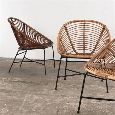vintage wicker chairs espace nord ouest