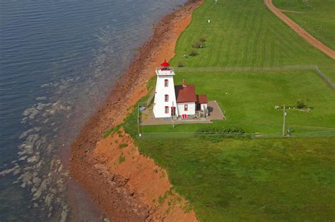 Wood Island Light Wood Islands Lighthouse In Wood Islands Ns Canada Lighthouse Reviews Phone Number