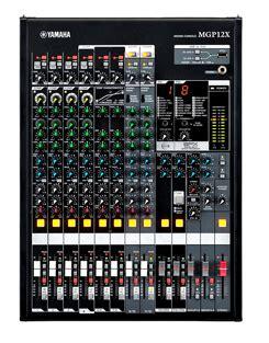 Mixer Yamaha Mgp 24 X yamaha mgp 24x mixer sound system ราคา 66 000 บาท