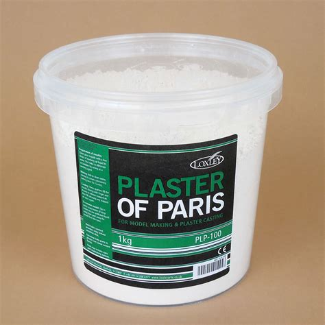 plaster of paris loxley plaster of paris 1kg