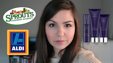 Does Sprouts Sell Detox Stuff by Sprouts Aldi Grocery Haul Trying Monat Hair Products