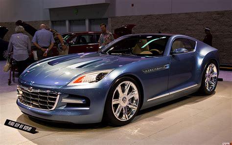 Chrysler Firepower Concept by 2005 Chrysler Firepower Concept Amcarguide