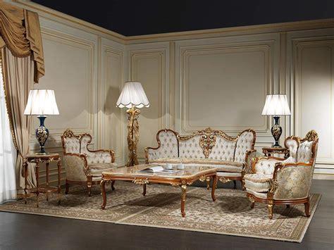 Salotti Di Lusso Classici salotto 800 in stile classico di lusso vimercati meda