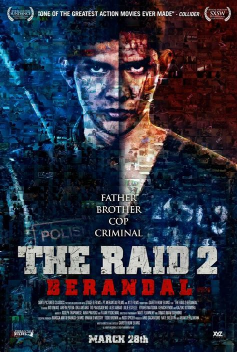 casting film action indonesia the indonesian action hit the raid redemption