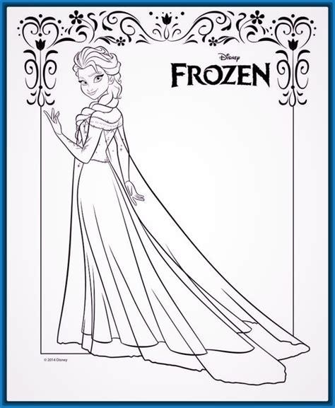 imagenes para pintar de frozen imagenes para pintar frozen excellent inicio great